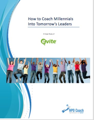 Coaching Millennials - Case Study